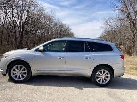 2017 Buick Enclave for sale at Varco Motors LLC - Inventory in Denison KS