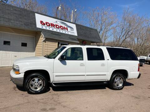 2003 Chevrolet Suburban for sale at Gordon Auto Sales LLC in Sioux City IA