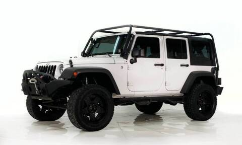 2015 Jeep Wrangler Unlimited for sale at Houston Auto Credit in Houston TX