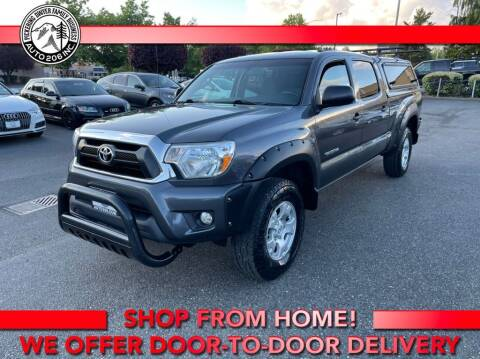 2015 Toyota Tacoma for sale at Auto 206, Inc. in Kent WA
