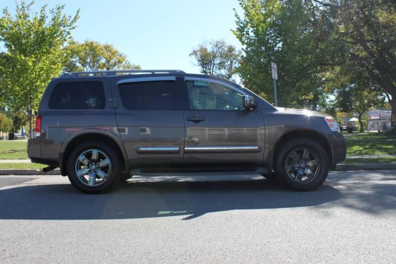 2014 Nissan Armada for sale at Lexington Auto Club in Clifton NJ