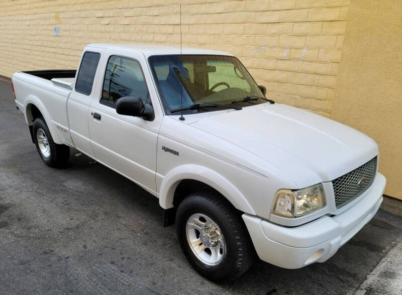 2003 Ford Ranger for sale at Cars To Go in Sacramento CA
