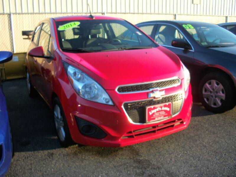2014 Chevrolet Spark for sale at Lloyds Auto Sales & SVC in Sanford ME