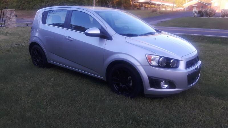 2014 Chevrolet Sonic for sale at Don Roberts Auto Sales in Lawrenceville GA