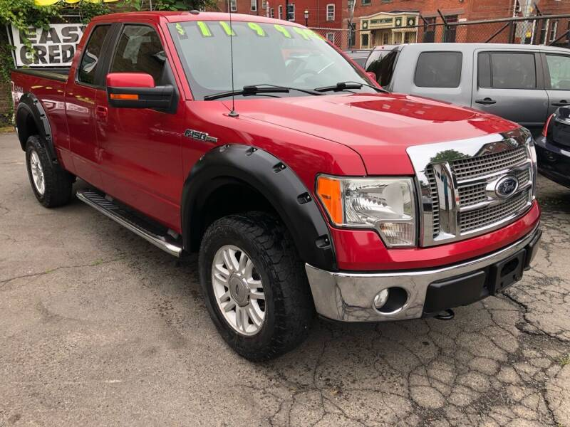 2009 Ford F-150 for sale at James Motor Cars in Hartford CT
