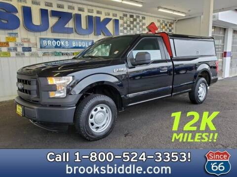 2016 Ford F-150 for sale at BROOKS BIDDLE AUTOMOTIVE in Bothell WA