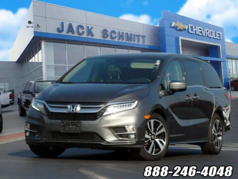 2019 Honda Odyssey for sale at Jack Schmitt Chevrolet Wood River in Wood River IL