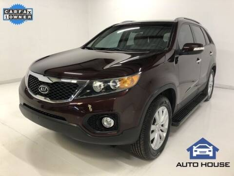 2011 Kia Sorento for sale at Auto House Phoenix in Peoria AZ