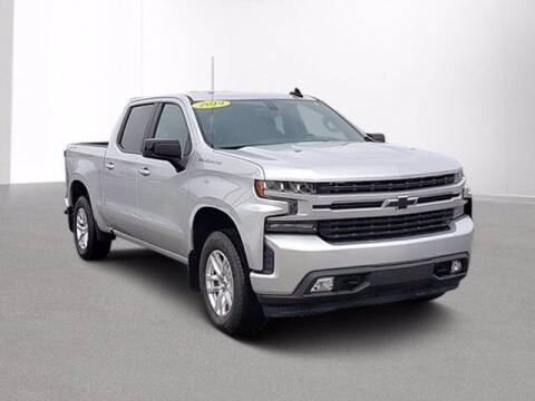 2019 Chevrolet Silverado 1500 for sale at Jimmys Car Deals in Livonia MI
