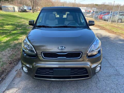 2012 Kia Soul for sale at Speed Auto Mall in Greensboro NC