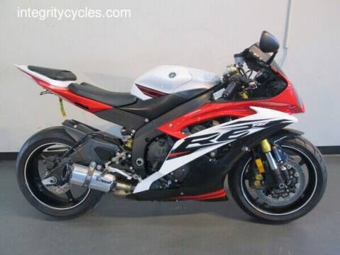 2014 Yamaha YZF-R6 for sale at INTEGRITY CYCLES LLC in Columbus OH