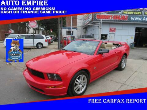 2007 Ford Mustang for sale at Auto Empire in Brooklyn NY