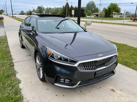 2017 Kia Cadenza for sale at Wyss Auto in Oak Creek WI