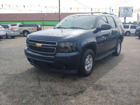 2007 Chevrolet Tahoe for sale at L&M Auto Import in Gastonia NC