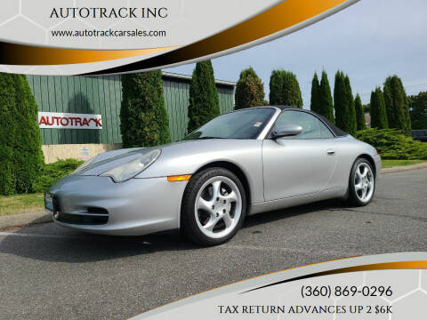 2003 Porsche 911 for sale at AUTOTRACK INC in Mount Vernon WA