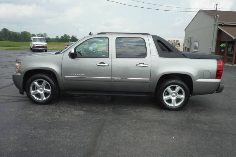 2009 Chevrolet Avalanche for sale at Bryan Auto Depot in Bryan OH