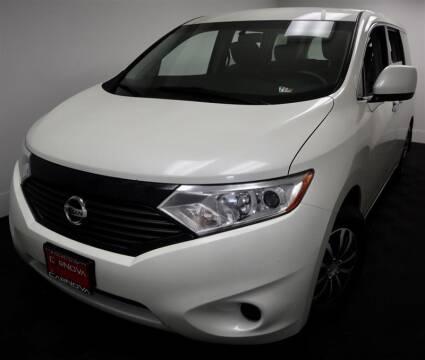 2014 Nissan Quest for sale at CarNova in Stafford VA