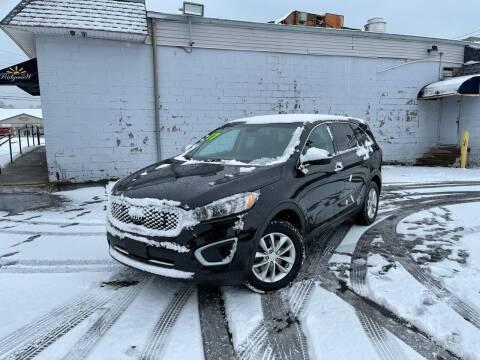 2017 Kia Sorento for sale at Santa Motors Inc in Rochester NY