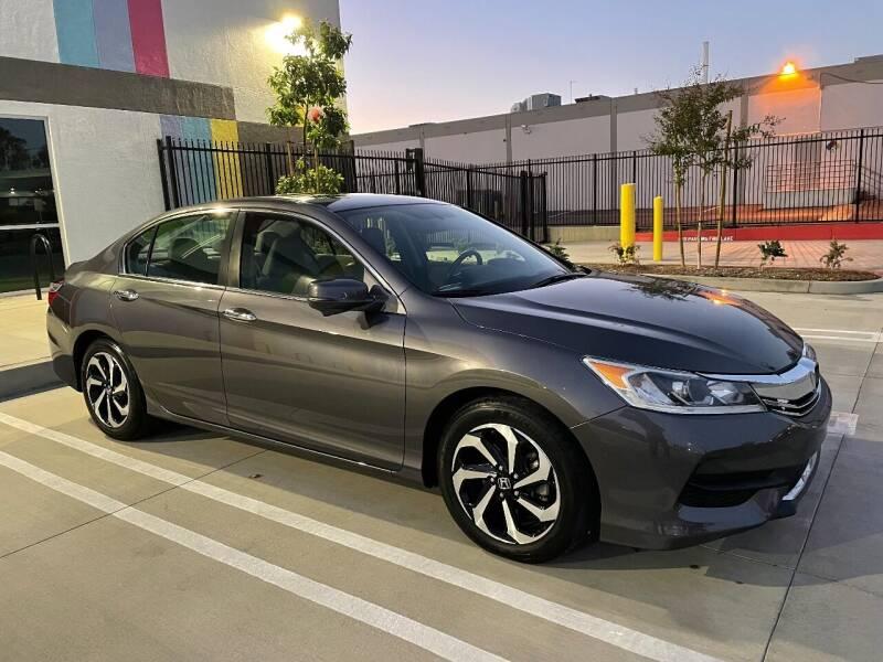 2017 Honda Accord for sale at AS LOW PRICE INC. in Van Nuys CA