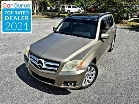 2010 Mercedes-Benz GLK for sale at Brothers Auto Sales of Conway in Conway SC