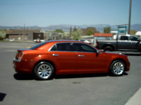 2012 Chrysler 300 for sale at GARY'S AUTO PLAZA in Helena MT