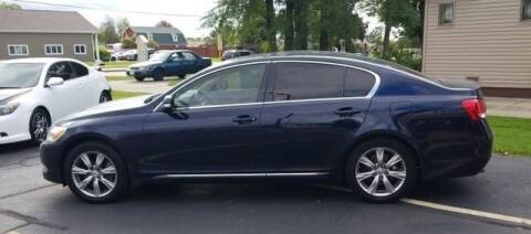 2008 Lexus GS 350 for sale at Cool Car Guys in Janesville WI