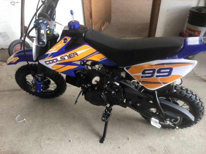 2021 Coolster Speedmax for sale at Bramble's Auto Sales in Hastings NE
