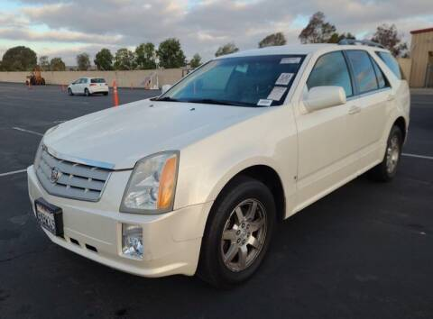 2006 Cadillac SRX for sale at SoCal Auto Auction in Ontario CA