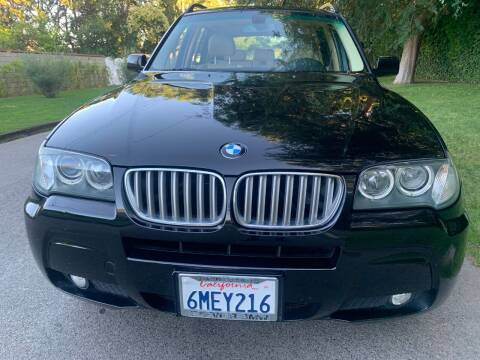 2007 BMW X3 for sale at Car Lanes LA in Valley Village CA