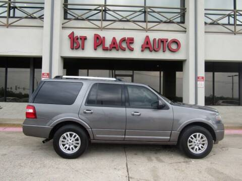 2013 Ford Expedition for sale at First Place Auto Ctr Inc in Watauga TX