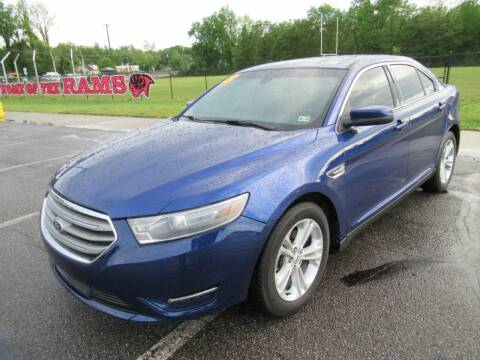 2013 Ford Taurus for sale at 4Auto Sales, Inc. in Fredericksburg VA