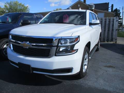2016 Chevrolet Tahoe for sale at SPRINGFIELD AUTO SALES in Springfield WI