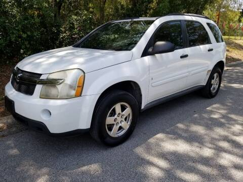 2007 Chevrolet Equinox for sale at Low Price Auto Sales LLC in Palm Harbor FL