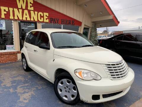 2007 Chrysler PT Cruiser for sale at Caspian Auto Sales in Oklahoma City OK