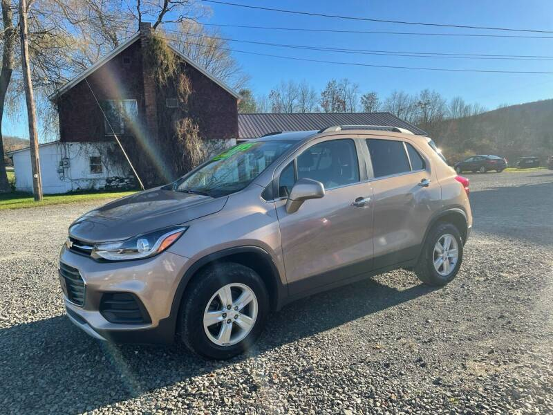 2018 Chevrolet Trax for sale at Brush & Palette Auto in Candor NY