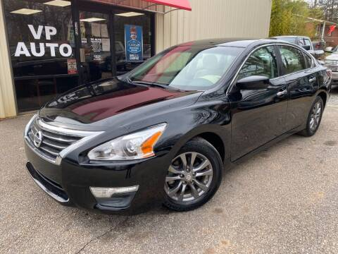 2015 Nissan Altima for sale at VP Auto in Greenville SC