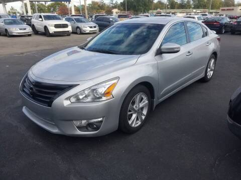 2013 Nissan Altima for sale at Nonstop Motors in Indianapolis IN