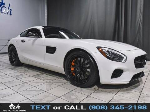 2016 Mercedes-Benz AMG GT for sale at AUTO HOLDING in Hillside NJ
