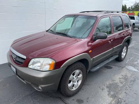 2003 Mazda Tribute for sale at APX Auto Brokers in Edmonds WA