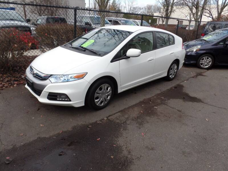 2014 Honda Insight for sale at CAR CORNER RETAIL SALES in Manchester CT