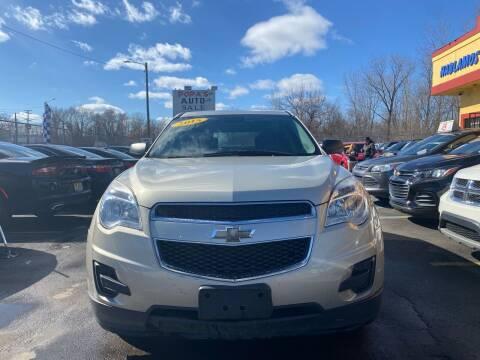 2015 Chevrolet Equinox for sale at Popas Auto Sales in Detroit MI