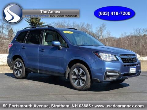 2018 Subaru Forester for sale at The Annex in Stratham NH