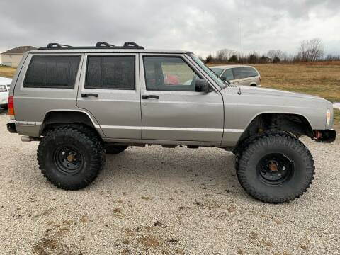 2001 Jeep Cherokee for sale at Nice Cars in Pleasant Hill MO