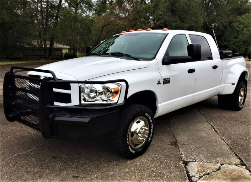 2008 Dodge Ram Pickup 3500 for sale at Prime Autos in Vidor TX