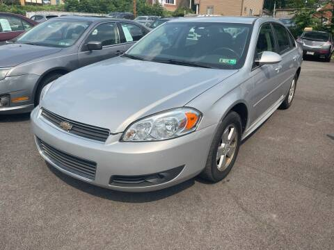 2011 Chevrolet Impala for sale at Fellini Auto Sales & Service LLC in Pittsburgh PA