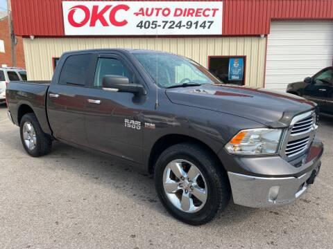 2015 RAM Ram Pickup 1500 for sale at OKC Auto Direct, LLC in Oklahoma City OK