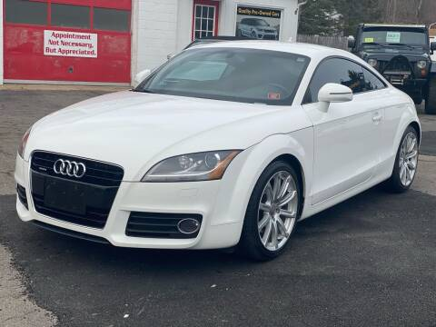2013 Audi TT for sale at Milford Automall Sales and Service in Bellingham MA