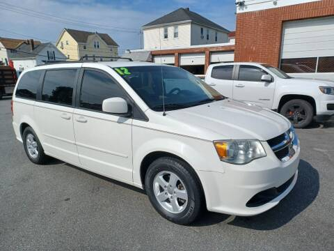 2012 Dodge Grand Caravan for sale at A J Auto Sales in Fall River MA