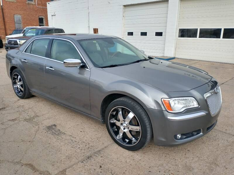 2011 Chrysler 300 for sale at Apex Auto Sales in Coldwater KS
