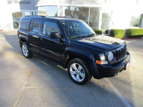 2013 Jeep Patriot for sale at West Motor Company in Hyde Park UT